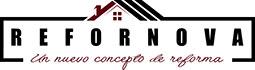 Reformas del hogar, oficinas y locales – REFORNOVA Logo